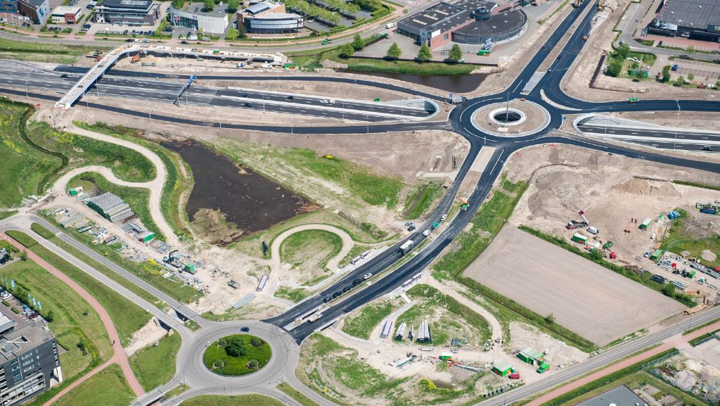 2e Coentunnel - projecten Poolster BV